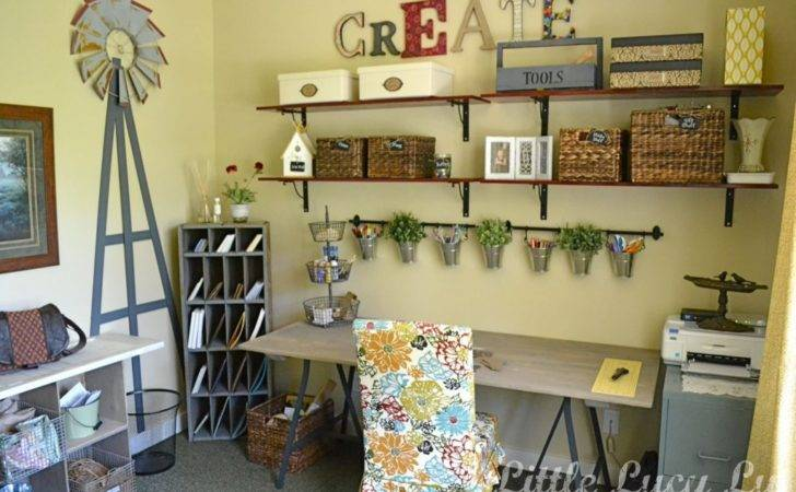 Craft Room Inspiration Oopsey Daisy