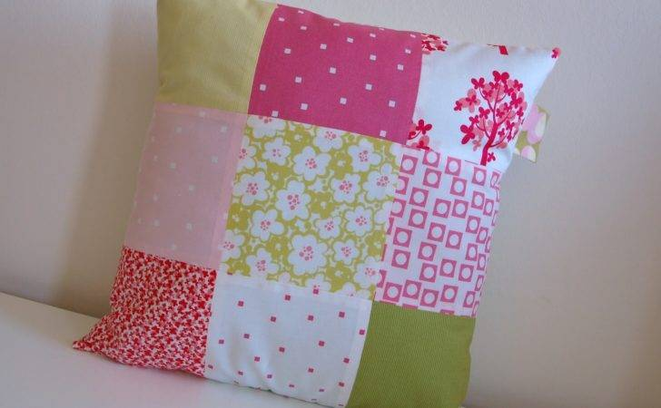 Crafted Carly Patchwork Cushions