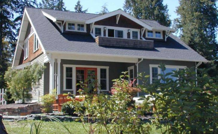Craftsman Bungalow House Plans Porches