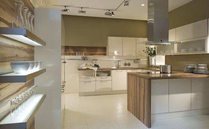 Cream Laminate Kitchens Lwk