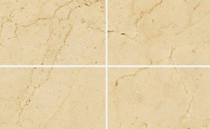 Cream Marfill Marble Tile Texture Seamless