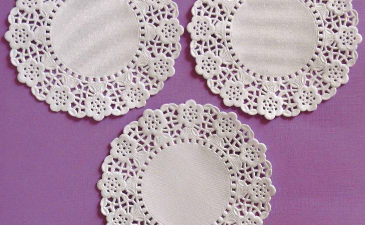 Create Craft Daisy Chain Paper Lace