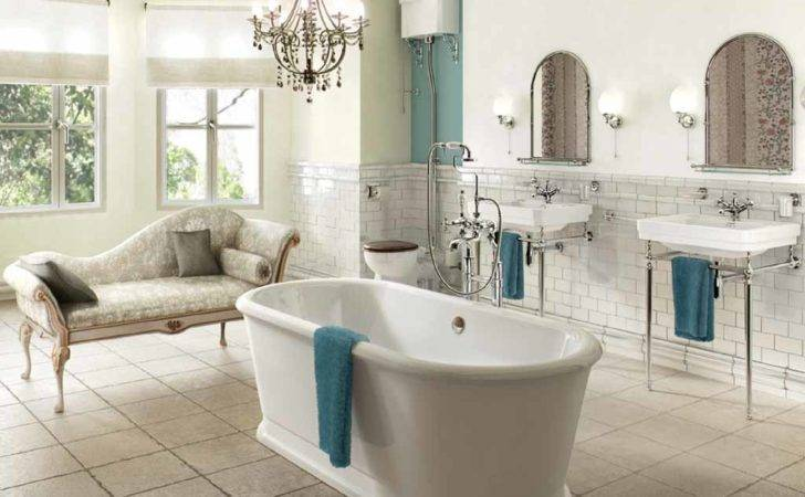 Create Incredible Victorian Style Bathroom Suite
