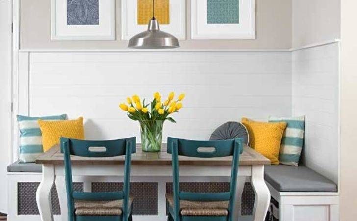 Creating Perfect Breakfast Nook Mom Fabulous