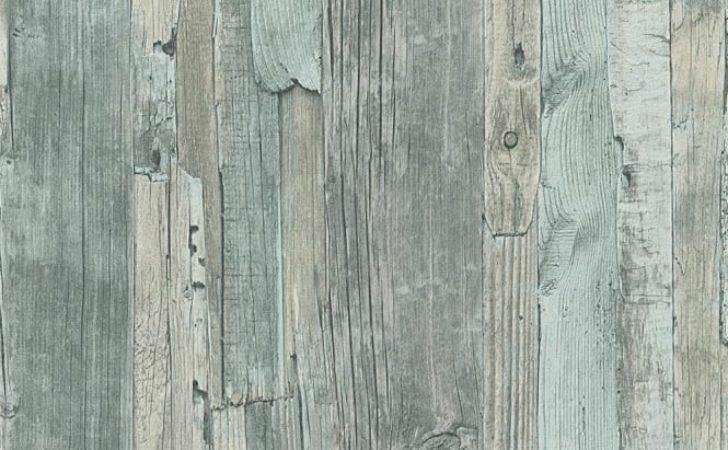 Creation Distressed Drift Wood Panel Faux Effect