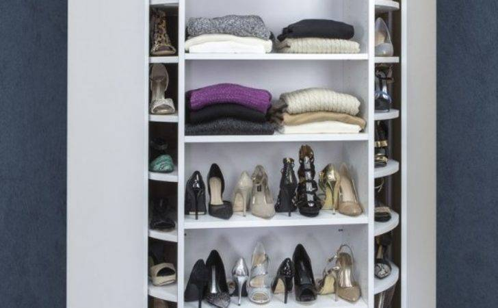 Creative Clothes Storage Solutions Small Spaces