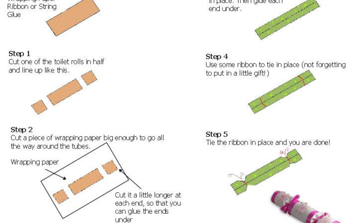 Creative Crafting Make Your Own Christmas Crackers