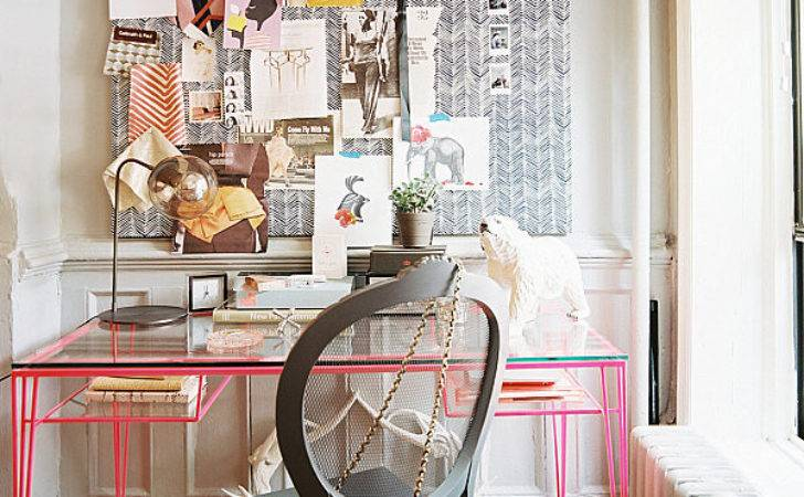 Creative Home Office Decorating Ideas