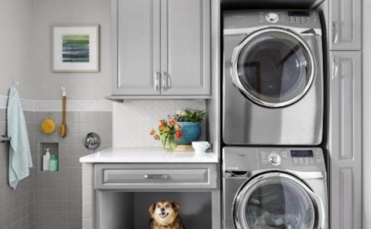 Creative Inspiring Laundry Rooms