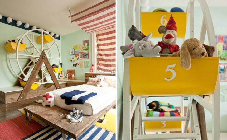 Creative Kids Room Ideas Make Want