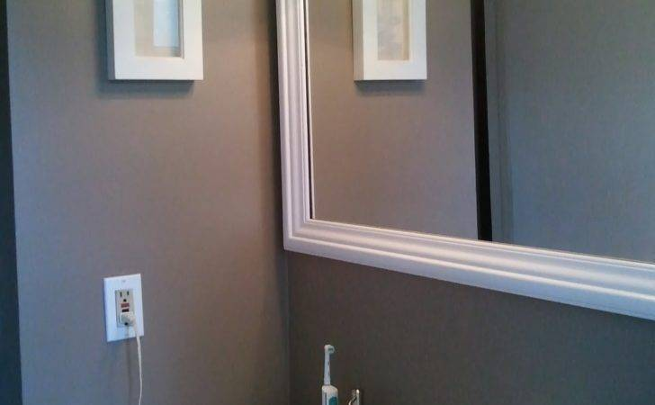 Creative Paint Colors Small Bathrooms Within Home