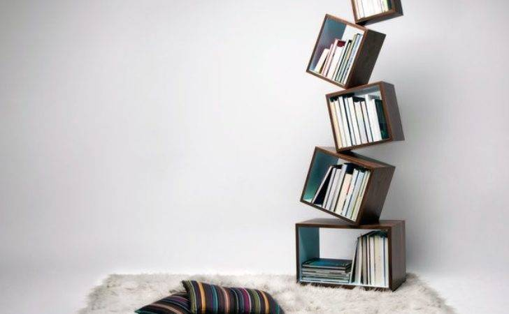 Creative Quirky Bookshelves Book Vineyard