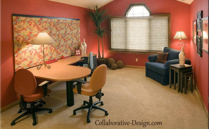 Creative Rustic Home Office Ideas Collaborative Design