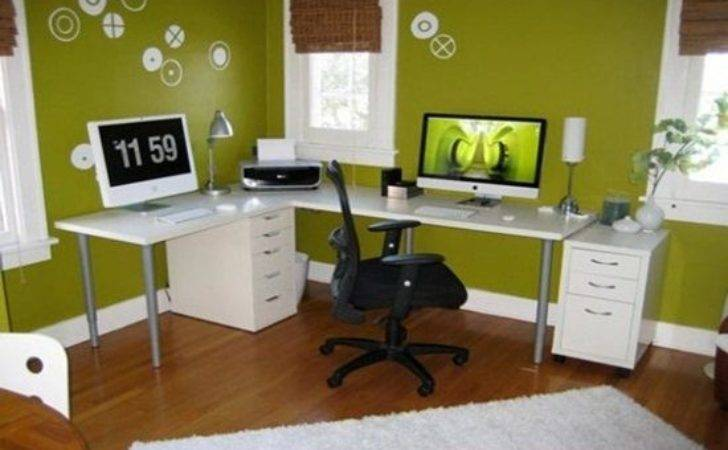 Creative Small Home Office Ideas Interior Design