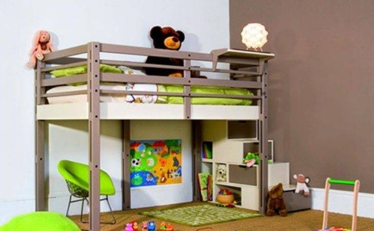 Creative Space Saving Ideas Small Kids Bedrooms