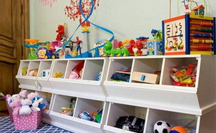 Creative Toy Storage Ideas Hative