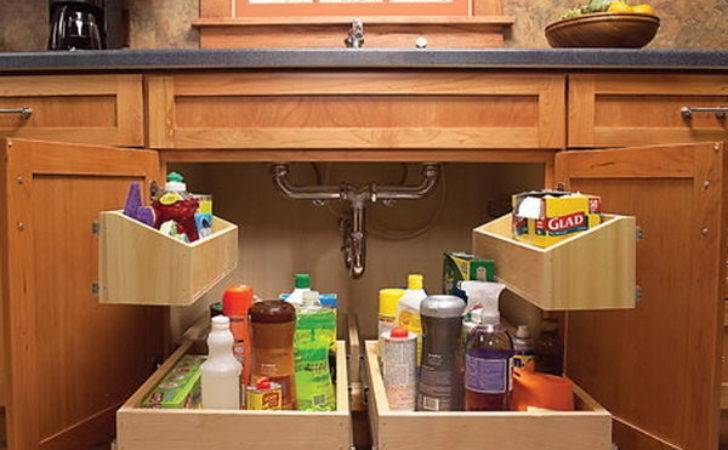 Creative Under Sink Storage Ideas Hative