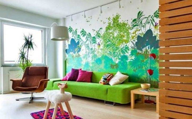 Creative Wall Painting Ideas Modern Techniques