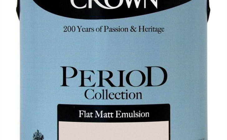 Crown Period Collection Smoked Oyster Flat Matt Emulsion