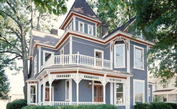 Curb Appeal Tips Victorian Homes Hgtv