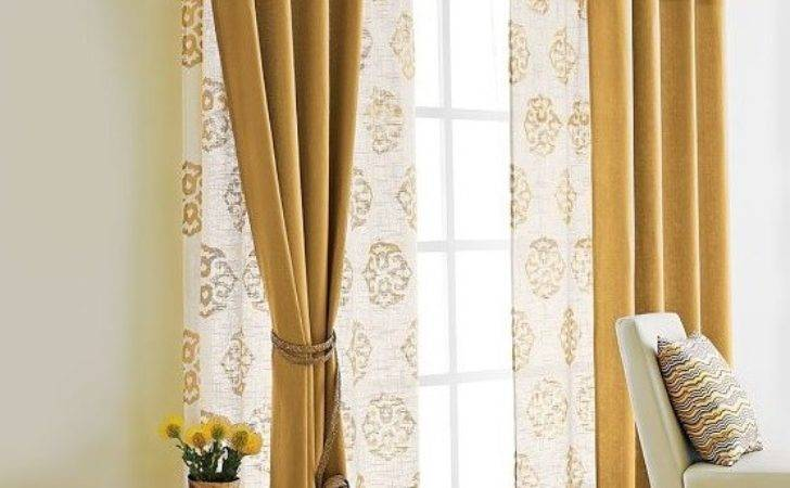 Curtain Color Combinations Looksisquare