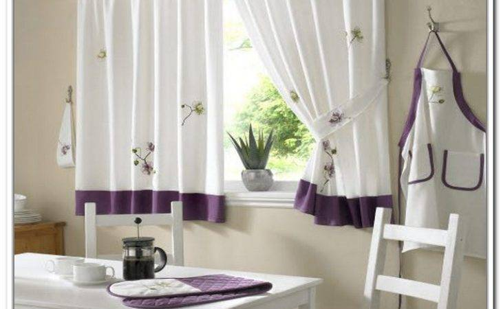Curtain Ideas Kitchen Decor