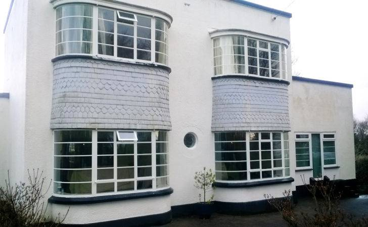 Curved Crittall Windows