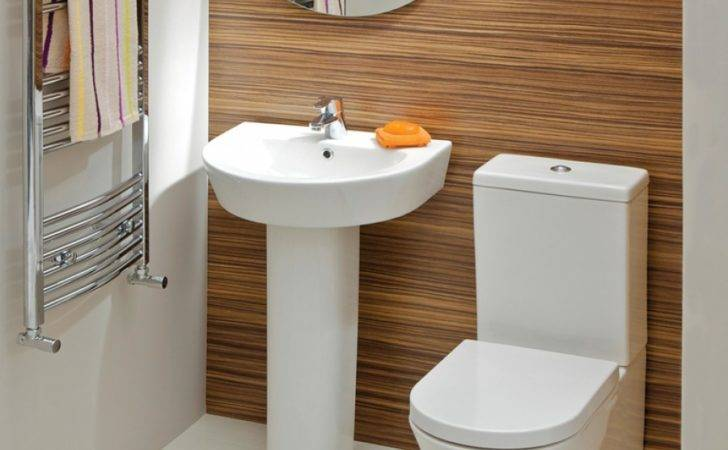 Curvo Toilet Wash Basin Set