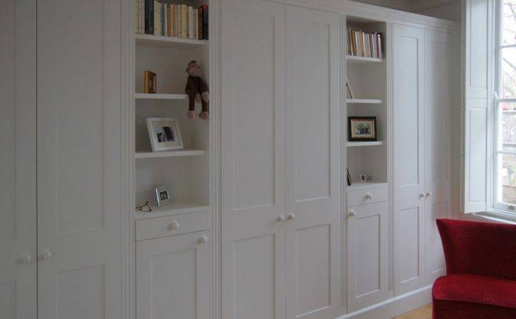 Custom Made Built Wardrobes Small