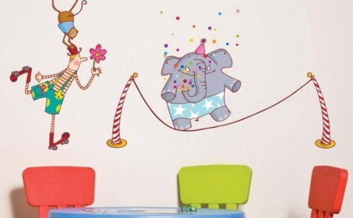 Cute Childrens Wall Decals Kids Bedroom Decoration