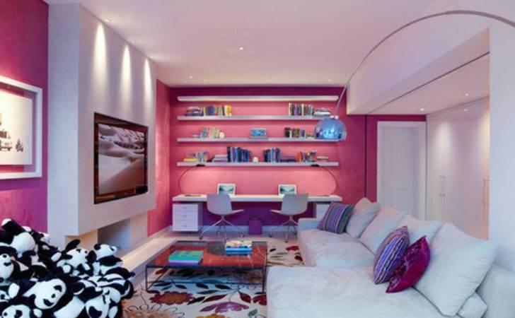 Cute Modern Living Room Design Ideas