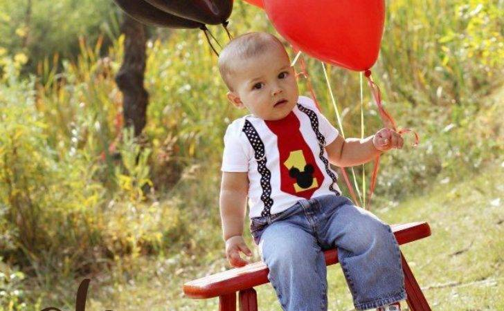 Cute Outfits Ideas Baby Boys Birthday Party