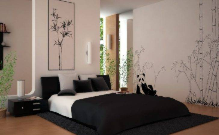 Cute Panda Bedroom Theme Design Decor Ideas