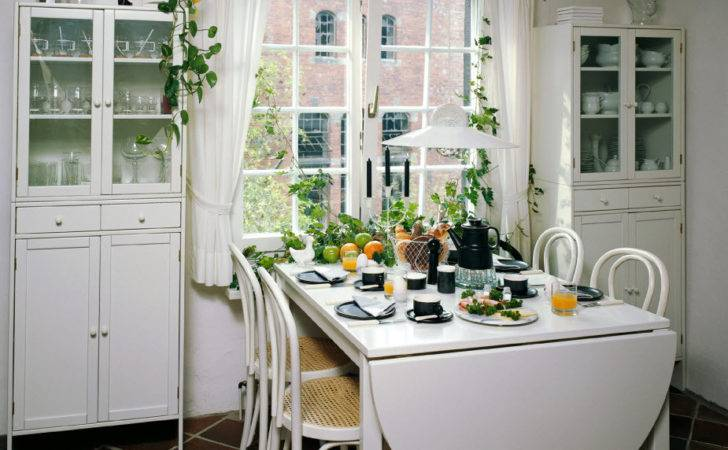 Cute Small Dining Spaces
