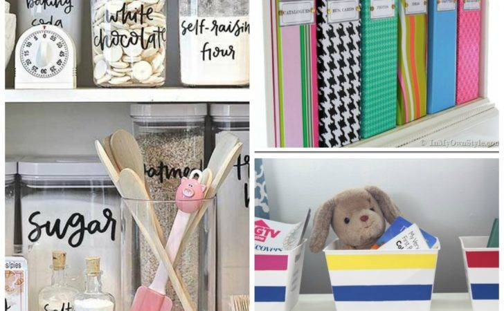 Cute Thrifty Storage Ideas Make Your Home