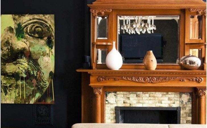 Dark Wall Color Room Design Tips Perfect