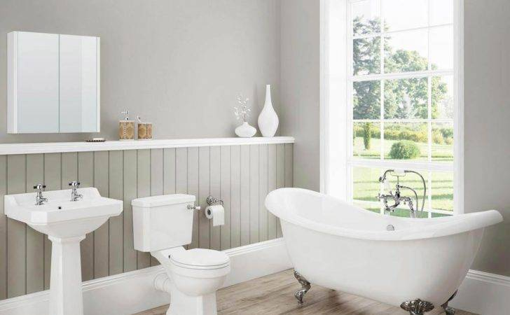 Darwin Traditional Bathroom Suite Now Victorian
