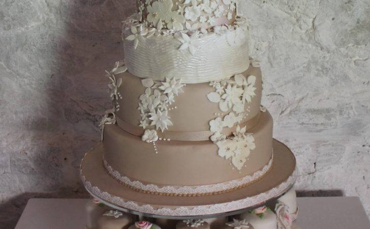 Daughter Wedding Cake Great British Bake Off