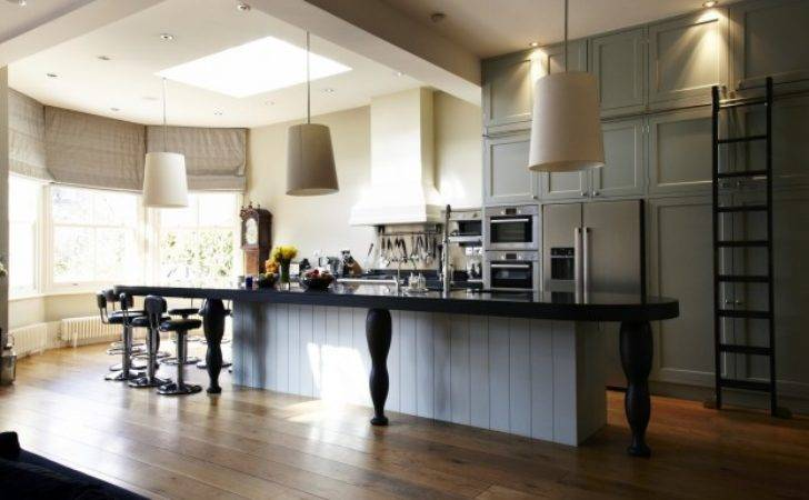 David Dangerous Modern Victorian House Kitchen