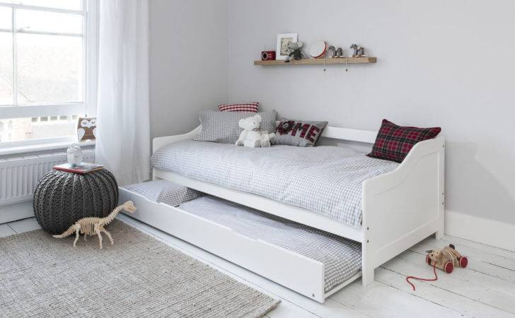 Day Bed Single Underbed White Beds Ebay