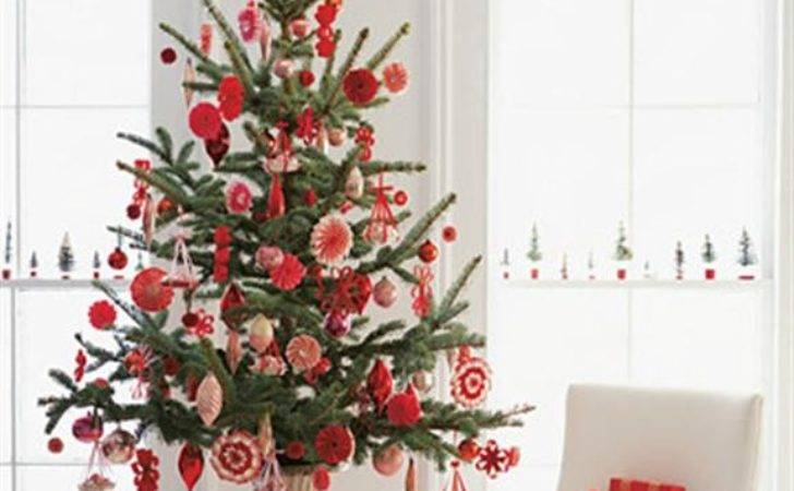 Debbie Delights Christmas Table Top Trees Great