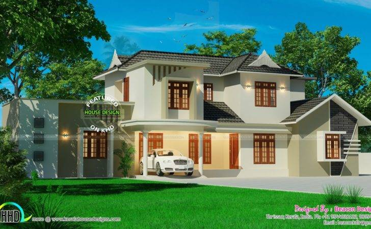 December Kerala Home Design Floor Plans