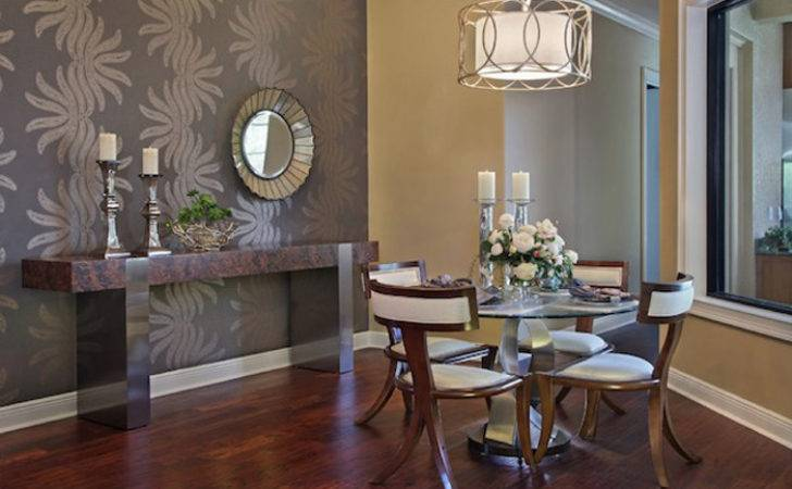 Deciding Perfect Accent Wall Shade Your Dining