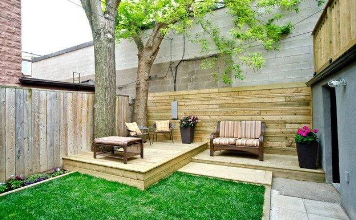 Decking Design Ideas Small Gardens Garden