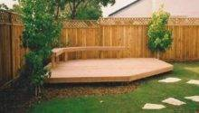 Decking Ideas Small Areas Diy Home Design