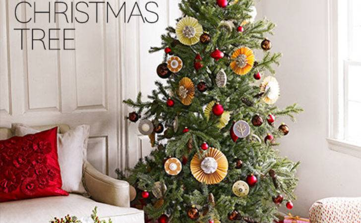 Decorate Christmas Tree Better Homes Gardens