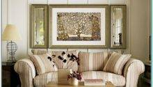 Decorate Large Living Room Wall Home Design Ideas