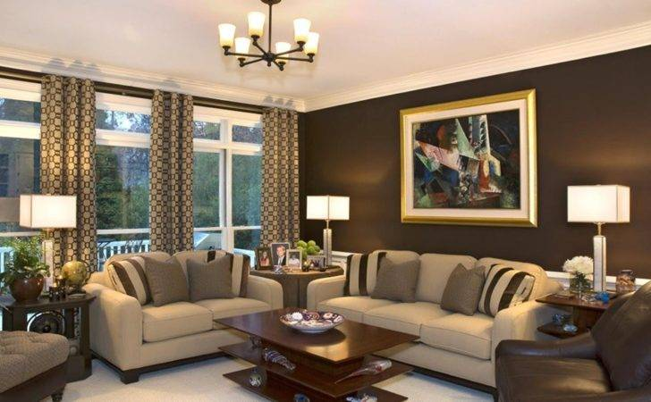 Decorate Large Wall Living Room Design