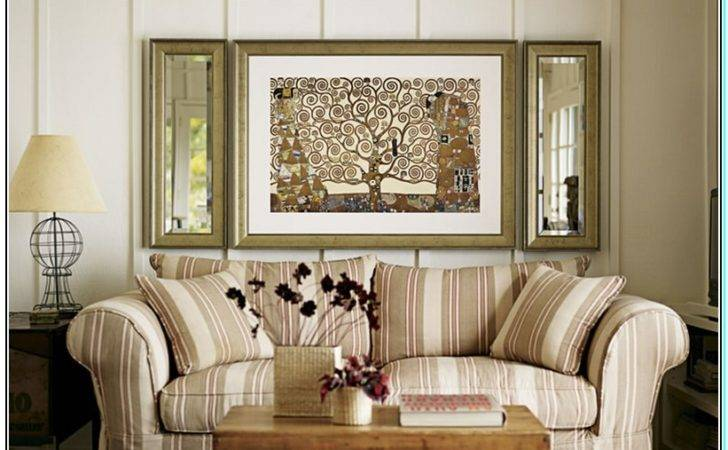 Decorate Large Wall Living Room