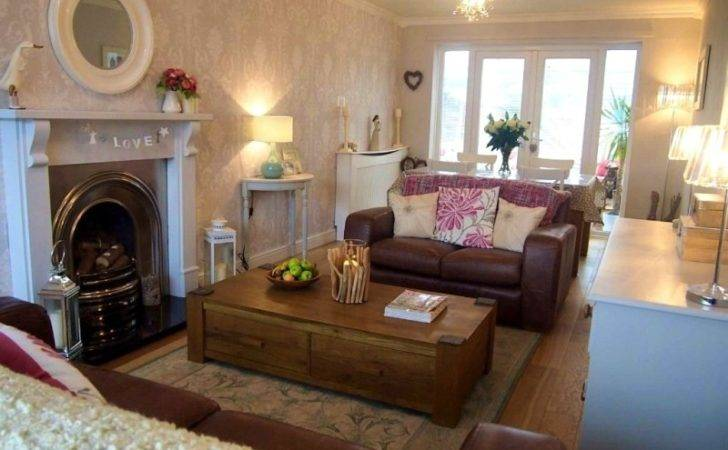 Decorate Long Narrow Living Room Corner